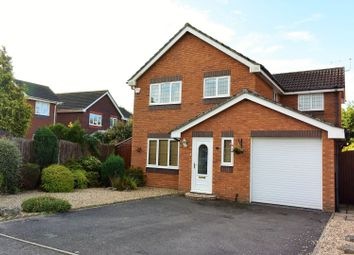 Thumbnail 4 bed detached house for sale in Marabout Close, Christchurch
