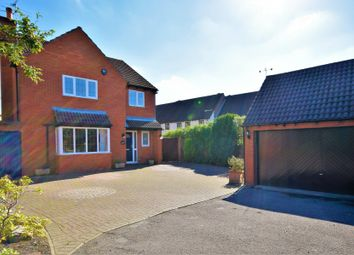 Thumbnail 4 bed detached house for sale in Deans Court, Hatherley, Cheltenham