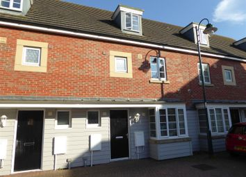 Thumbnail 4 bed town house for sale in Daisy Drive, Hampton Vale, Peterborough
