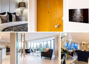 Thumbnail 2 bedroom flat for sale in Atlantic Wharf, Cardiff