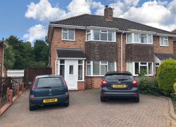 Thumbnail 3 bed property for sale in Witton Avenue, Droitwich