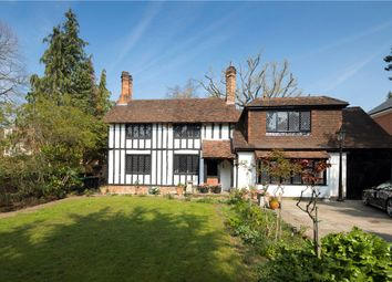 Coombe Hill Road, Coombe Hill KT2. 3 bed detached house