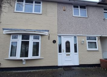 Thumbnail 3 bed town house to rent in Boundary Farm, Halewood