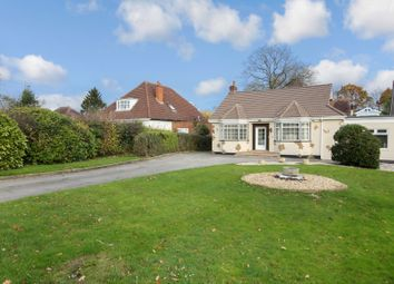 Thumbnail 4 bed detached bungalow for sale in Norton Lane, Earlswood, Solihull