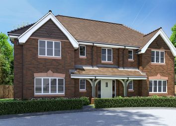 2 bed flat for sale in Old Potbridge Road, Winchfield, Hook RG27