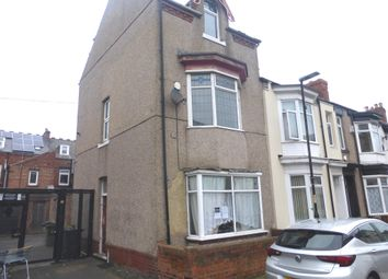 3 bed end terrace house for sale in Cornwall Street, Hartlepool TS25