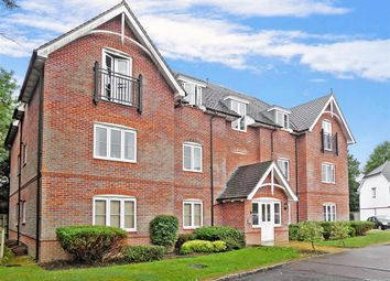 Thumbnail 2 bed flat for sale in Admiral Way, Godalming, Surrey
