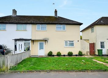 Thumbnail 3 bed semi-detached house for sale in Cumbrian Way, Southampton, Hampshire