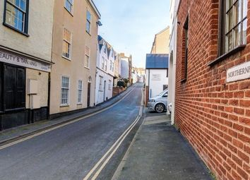 Thumbnail 1 bed flat for sale in Northernhay Street, Exeter