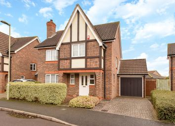 Thumbnail 3 bed detached house for sale in Tarret Burn, Didcot