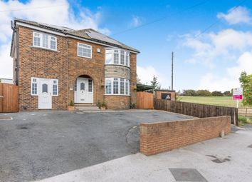 Thumbnail 5 bed detached house for sale in Queens Drive, Ossett
