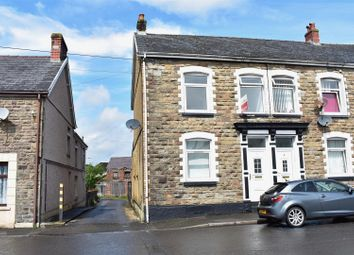 Thumbnail 3 bedroom end terrace house for sale in Station Road, Tirydail, Ammanford