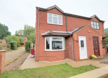 Thumbnail 2 bed semi-detached house for sale in Stather Road, Burton-Upon-Stather, Scunthorpe