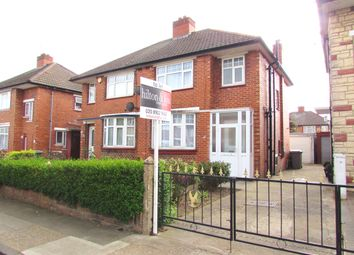 Thumbnail 3 bedroom semi-detached house to rent in Longley Avenue, Wembley, Middlesex