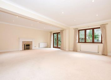 Thumbnail 4 bedroom detached house to rent in Christchurch Road, Virginia Water