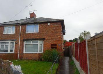 Thumbnail 3 bed property to rent in Petersham Road, Kingstanding, Birmingham