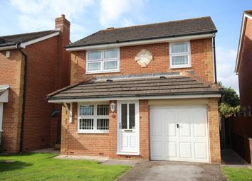 Thumbnail 3 bed detached house for sale in Phillips Close, Bridgwater