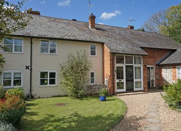 Thumbnail 3 bed terraced house for sale in Over Wallop, Stockbridge, Hampshire