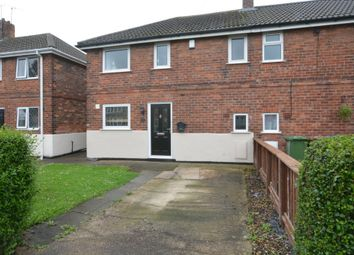 Thumbnail 3 bedroom semi-detached house for sale in Newclose Lane, Goole, East Yorkshire