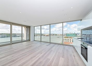 Thumbnail 2 bed flat for sale in Liner House, Silvertown