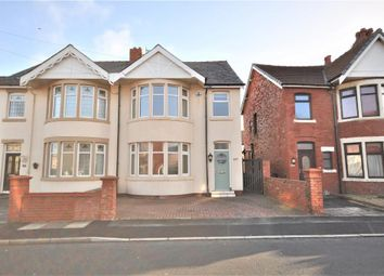 Thumbnail 3 bed semi-detached house for sale in Warbreck Drive, Bispham, Blackpool, Lancashire