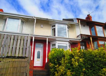 Thumbnail 3 bedroom terraced house for sale in Chaddesley Terrace, Swansea, City And County Of Swansea.