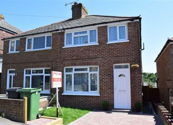 Thumbnail 3 bed semi-detached house for sale in Clifton Road, Hastings, East Sussex