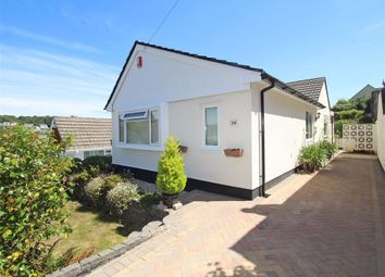 Thumbnail 2 bed detached bungalow for sale in Hollycroft Road, Higher Compton, Plymouth