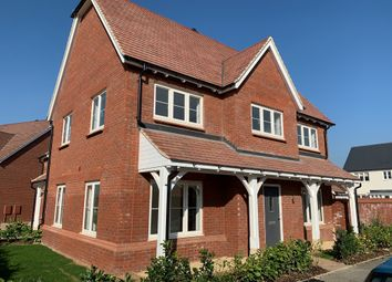 Thumbnail 4 bedroom detached house for sale in Tadpole Garden Village, Tadpole Garden Village, Swindon