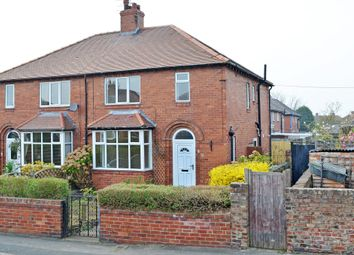 3 bed semi-detached house to rent in Lady Road, York YO30