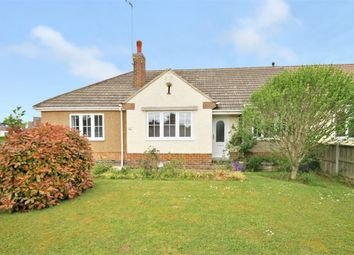 Thumbnail 4 bedroom semi-detached bungalow for sale in Lorraine Crescent, Spinney Hill, Northampton