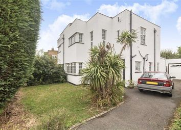Thumbnail 3 bed detached house to rent in Grand Avenue, Berrylands, Surbiton