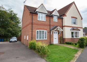 Thumbnail 3 bed semi-detached house for sale in St. Bedes Drive, Boston