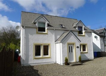 Thumbnail 4 bed detached house for sale in Glendale, Knowe Road, Brodick