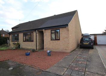 Thumbnail 2 bed semi-detached house for sale in Abbot Thurston Avenue, Ely