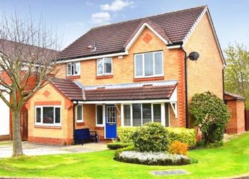 Thumbnail 4 bed detached house for sale in Stonecrop Drive, Harrogate, North Yorkshire