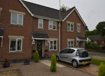 Thumbnail 2 bed terraced house to rent in Castle View, Duffield, Duffield, Belper