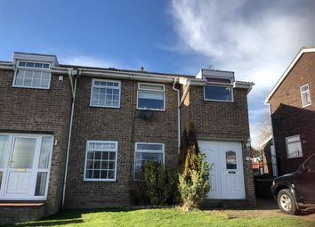 Thumbnail 3 bed semi-detached house for sale in Westpit Hill, Brampton Bierlow, Rotherham