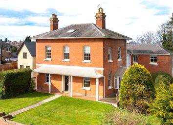 Thumbnail 6 bed detached house for sale in Ledbury Road, Hereford