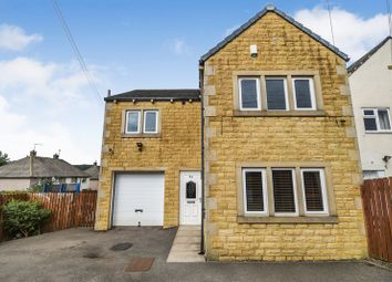 Thumbnail 4 bed detached house for sale in Greenside Lane, Cullingworth