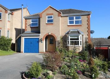 Thumbnail 4 bed detached house for sale in School Close, Darley Dale, Matlock, Derbyshire