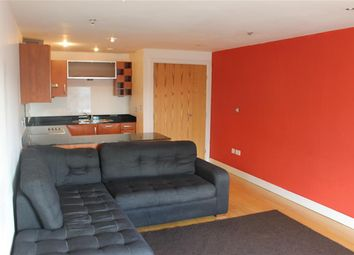 Thumbnail 2 bedroom flat for sale in Armouries Way, Leeds