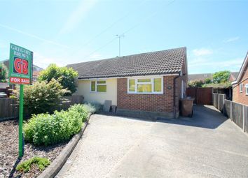 Thumbnail 2 bedroom semi-detached bungalow for sale in Britannia Way, Stanwell, Staines-Upon-Thames, Surrey