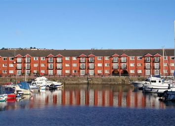 Thumbnail 2 bed flat to rent in Victoria Quay, Maritime Quarter, Swansea, West Glamorgan