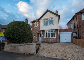 Thumbnail 3 bed detached house for sale in Arno Vale Road, Woodthorpe, Nottingham