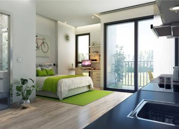 Thumbnail 1 bed flat for sale in Clarence Street, Leicester