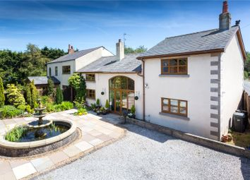 Thumbnail 4 bed detached house for sale in Fidler Lane, Farington Moss, Leyland