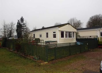 Thumbnail 2 bedroom mobile/park home for sale in Carlton Manor Caravan Park, Carlton On Trent, Nottinghamshire