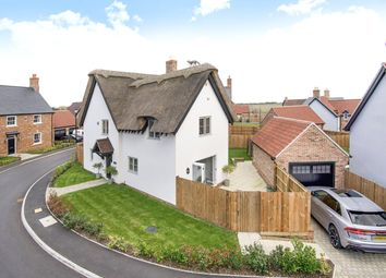 Thumbnail 3 bed detached house for sale in Hill Place, Brington, Huntingdon, Cambridgeshire