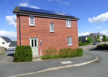 Thumbnail 3 bed detached house for sale in Sterlings Way, Okehampton